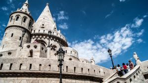 Fisherman's Bastion by kroszi102