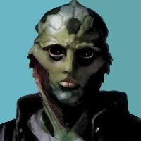 Mass Effect, Thane Krios by zephie1000