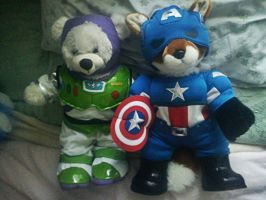 Build-a-Bear is AWESOME by Keytarist