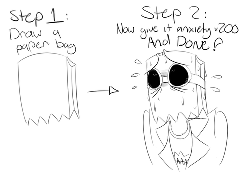 How To Draw Dr. Flug by Rascal-Rose