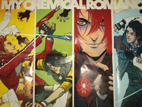 The Fabulous Killjoys by Beckyattackx10
