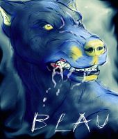 Blau Badge by naravox