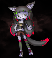 :pc: Character design 1 by Cyane-ei