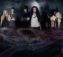 house of night couples by zvunche