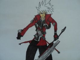 Ragna the Bloodedge by Carnage-Kitsune