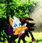 Say cheese Shadow by rouge11