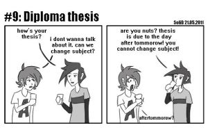 9: Diploma thesis by SolidJB