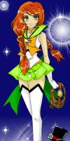Sailor Orionids - Contest for Stefbani's contest by HatterRose