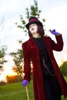 Willy Wonka IV by blow-out-the-candles