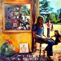 Pink FLoyd Ummagumma: Song of Sysyphus by losercreep