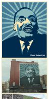 Luther King Street by Desmemoriats