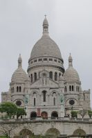 Sacre Coeur Stock 07 (private use) by Malleni-Stock