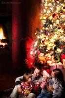 A Magical Christmas With Family by Lolita-Artz