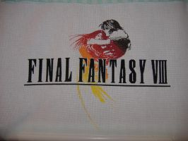 FFVIII Cross-Stitch - Complete by rosey175