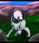A Wild Absol Appeared by autobotchari