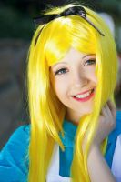 Alice smile by Ariru-lunaticOo