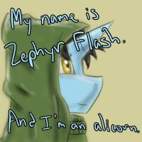 Ask Zephyr Flash #1-4 by ZephyrFlash