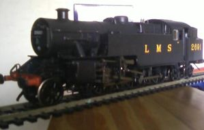 Bachmann LMS Fairburn 2-6-4T by Crystal-Eclair