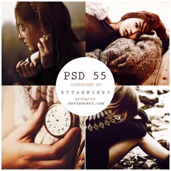 PSD 55 - Alone By Ettaeminho by myungtae