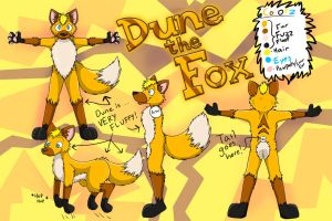 Dune The Fox by Fox0808