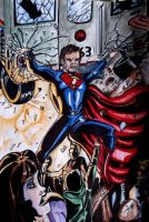 The Worlds Greatest Hero SUPERMAN! by samrogers