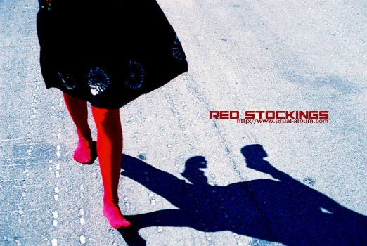 Red Stocking 5 by usual-album