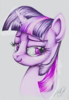 Quick Recoloration of Twilight Sparkle. by PoniesInHats