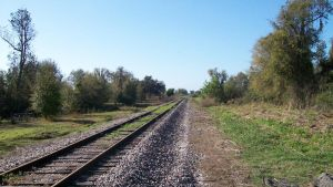 Standing on the railroad track by TheGreatWiseAss