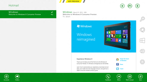 Windows 8 Consumer Preview - Windows Mail by JaisonYR