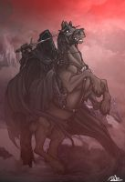 Nazgul by insanitation