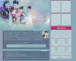 Layout 24 -2NE1- by Min-Jung