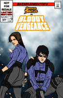Bloody Vengeance conceptual cover art by NiteOwl94