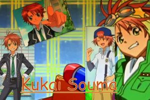 Kukai Souma Collage -Request- by vocaloid0120
