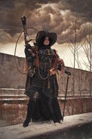 Warhammer 40,000 Cosplay - Inquisitor by alberti