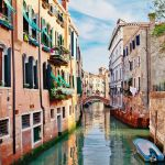 At the Venetian canals by Tori-Tolkacheva