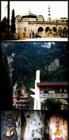 Ipoh temples by krigl