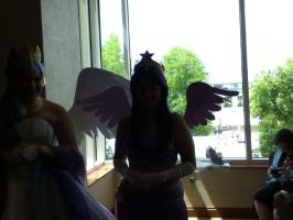 Princess Twilight Sparkle Cosplay at EFNW 2013 by TaionaFan369
