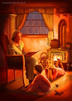 Bedtime story by laura-csajagi