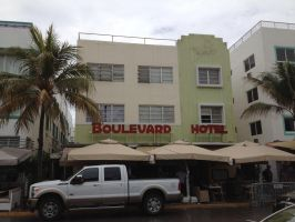 South Beach Hotels by nutshell