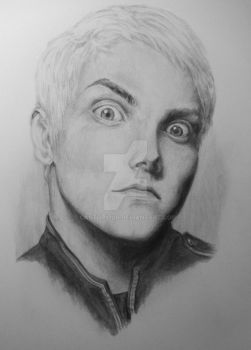 Gerard Way by castorious