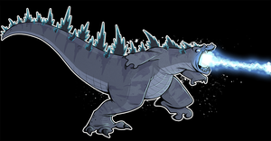 Zilla Breath by Toonfused