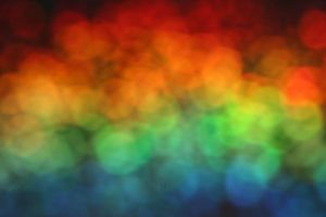 Rainbow Bokeh Stock III by MidnightCraze