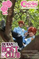 Ouran High School Host Club by cosplayts
