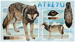Atreyu by KFCemployee