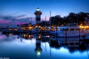 Harbour Town Light, Hilton Head Island, SC by Bulephotography