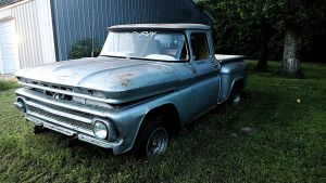 1963 Chevy  by AmorouxSkiLodge