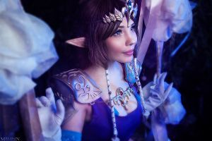 TloZ - Princess Zelda by MilliganVick
