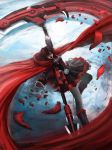 RWBY - Ruby Rose by LiewJJ