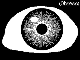 Obsess - Eye Cutscene by bassistofclosson