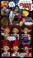 Bloody Mary: Page 1 by gnome-oo